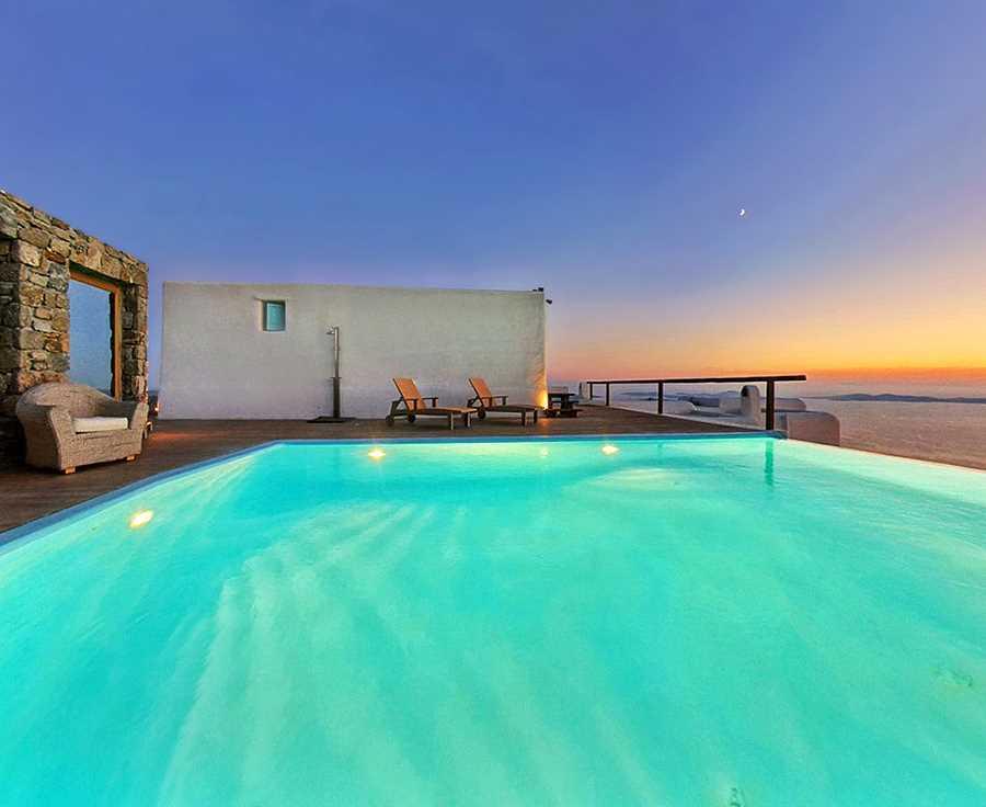 Коммерческая недвижимость на острове Миконос