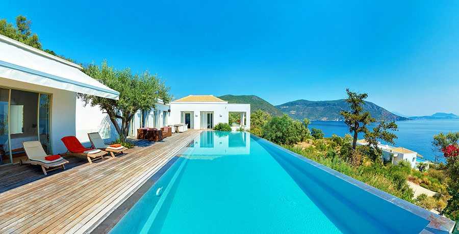 Виллы в греции остров крит