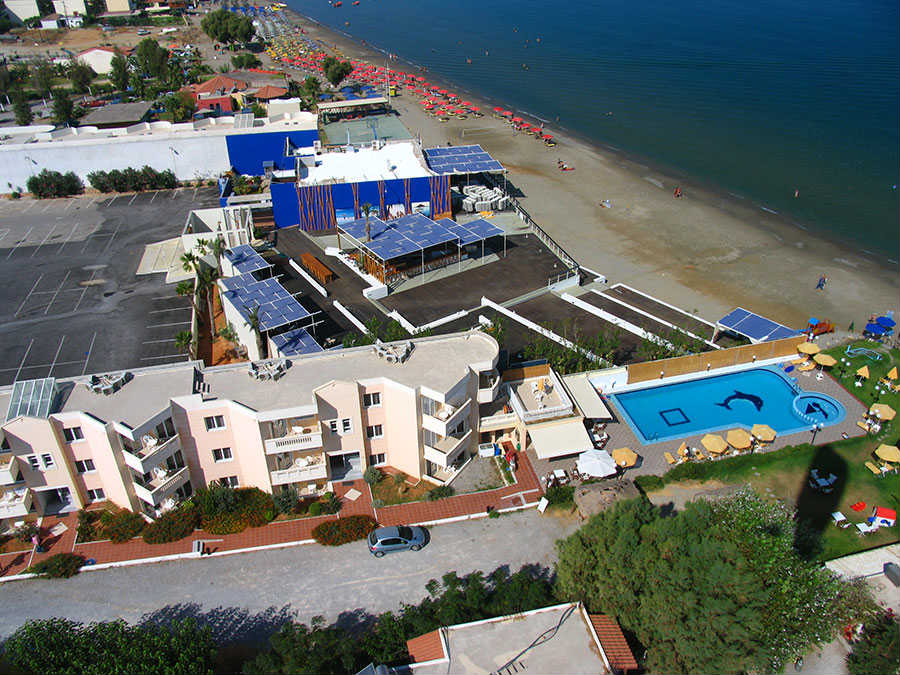 Греция апартаменты на родосе