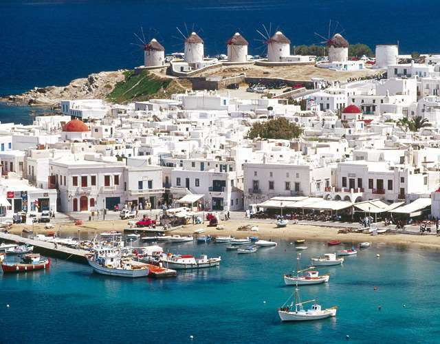 Греция апартаменты аттика